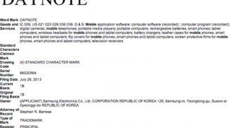 Samsung Daynote: Gerät mit E-Ink-Display in Arbeit? [Gerücht]
