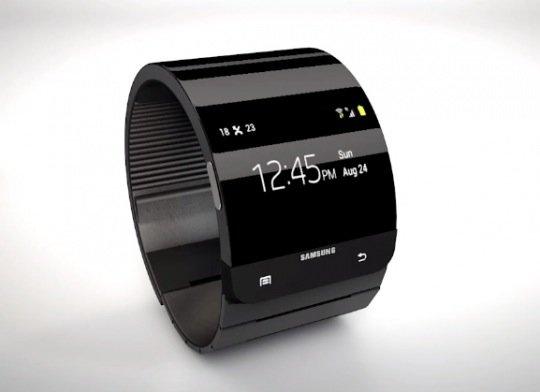 Samsung Galaxy Gear: Konzept-Video zeigt, wie die Smartwatch aussehen könnte