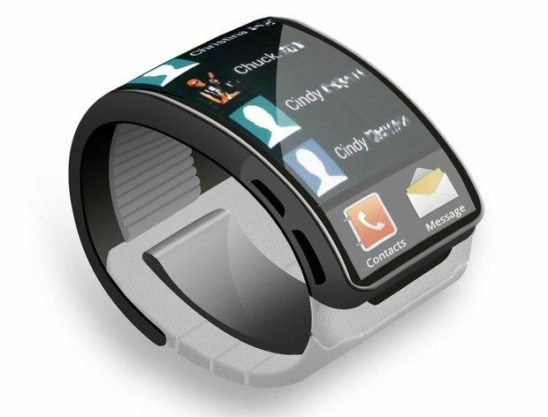 Samsung Galaxy Gear: Neue Infos zu Release, Sensoren, Display und Geräte-Anbindung