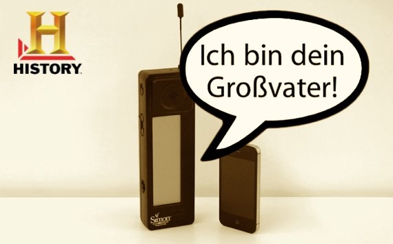 Simon: Das erste Smartphone, lange vor iPhone und Co. (Video of the Day)