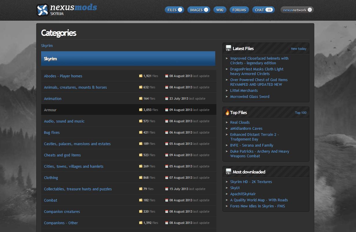 Skyrim: Nexus Mods installieren, aber richtig - Das GIGA