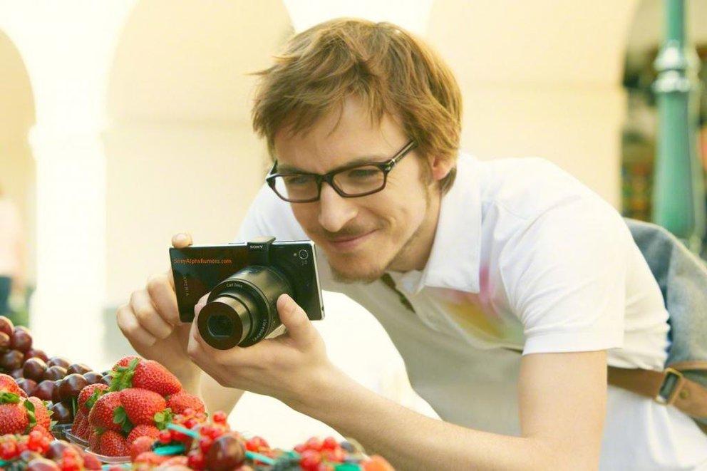 Sony QX10 und QX100: Anleitung der Aufsteckkameras geleakt