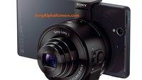 Sony-Erfindung: Komplette Kamera als Add-on fürs Smartphone