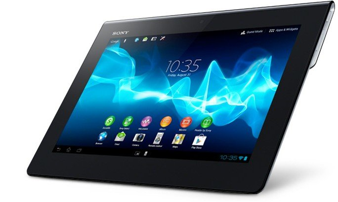 Sony präsentiert Xperia Tablet und Xperia T
