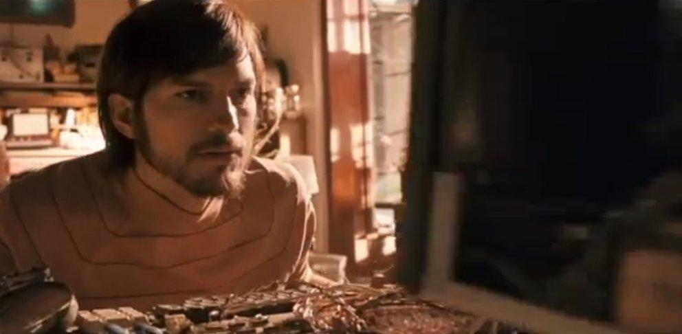 JOBS: Zweiter Trailer zu Steve-Jobs-Film mit Ashton Kutcher