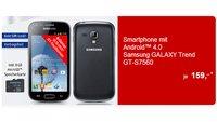 Aldi bietet das Samsung Galaxy Trend an - Leider kein Schnäppchen