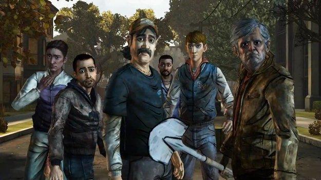 The Walking Dead: Telltales Adventure-Reihe für Android erschienen – vorerst Kindle-exklusiv
