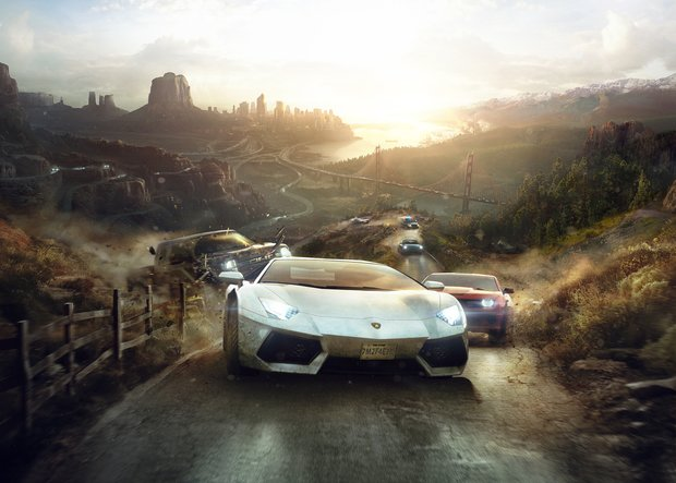 Riesige Open World: Ubisoft zeigt ein MMO-Walkthrough durch The Crew