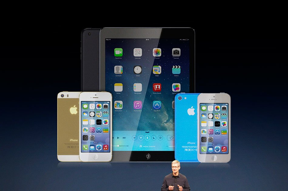 September Event - iPhone 5S, iPhone 5C und iPad 5