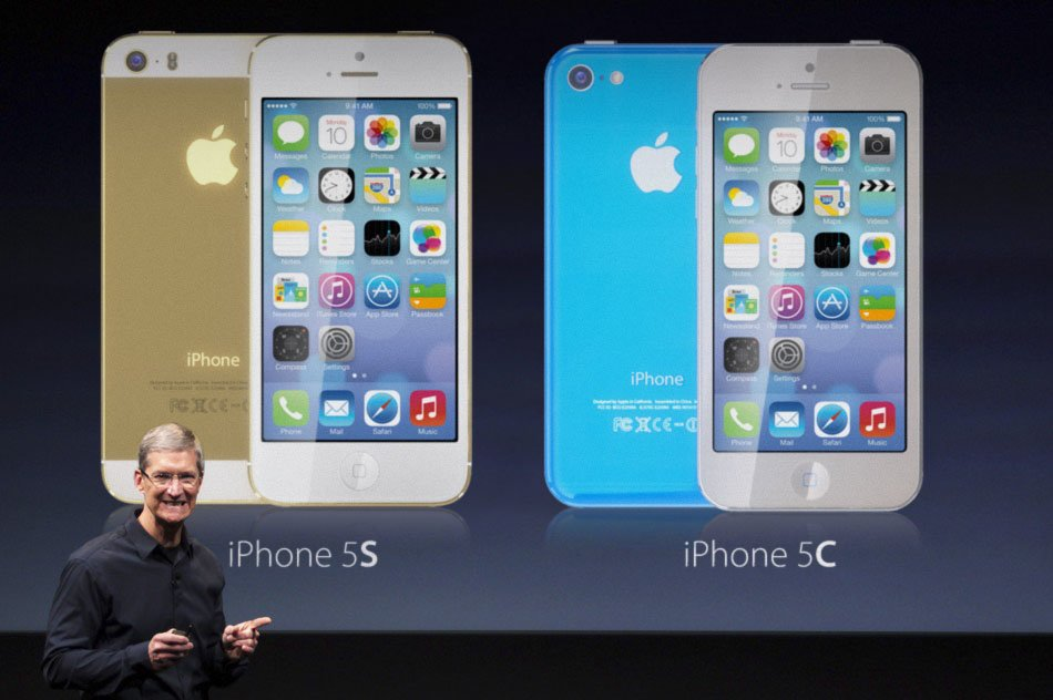 September Event - iPhone 5S & iPhone 5C
