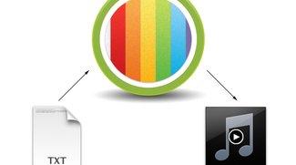Audiodateien aus Texten erzeugen unter OS X (Tipp)