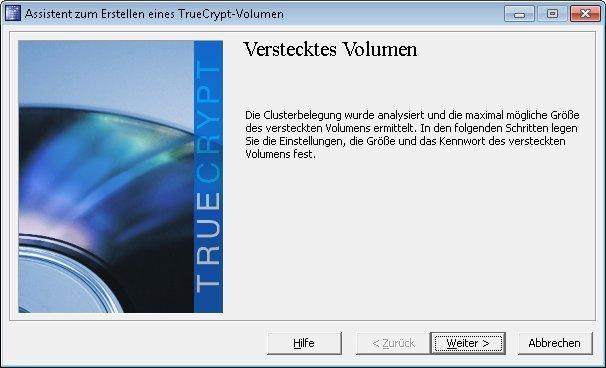 truecrypt verstecktes volumen 09