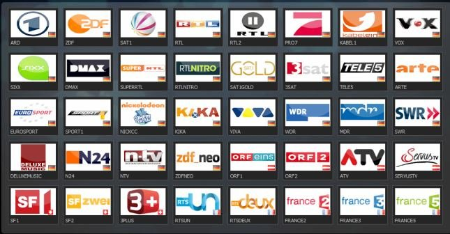 tv programm live stream
