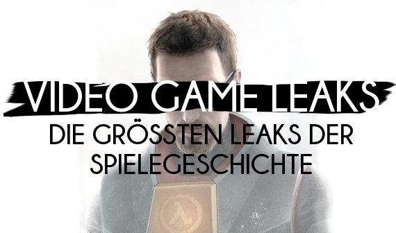 Video Game Leaks: Die größten Leaks der Spielegeschichte