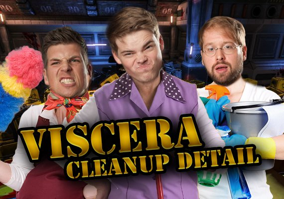 GIGA Failplay: Viscera Cleanup Detail