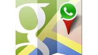 WhatsApp: Neues Update behebt Problem mit Google Maps