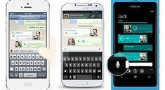 WhatsApp unterstützt nun Push-To-Talk