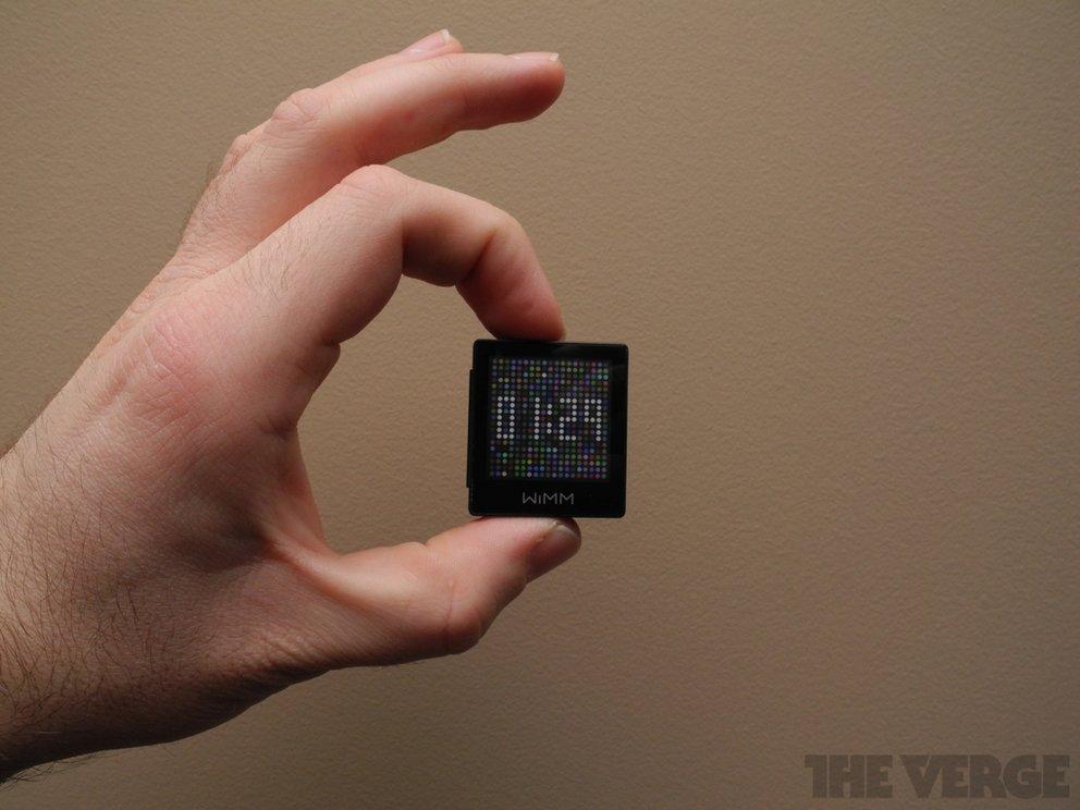 Google: Android-Smartwatch-Hersteller WIMM übernommen