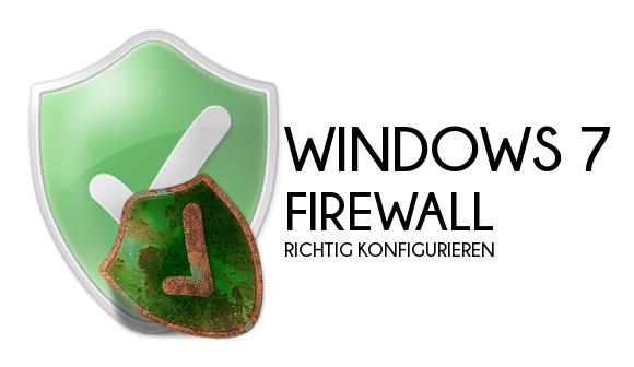 Firewall Konfigurieren
