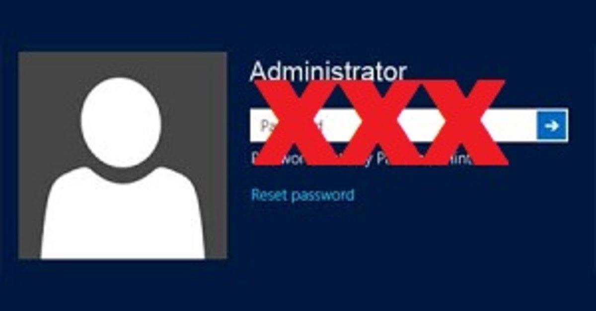Win8 Passwort Vergessen
