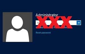 Das Windows Administrator Passwort vergessen - was tun?