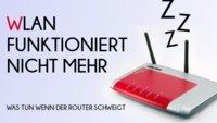 WLAN funktioniert nicht (mehr) – was hilft, wenn das Wi-Fi nicht mehr geht?