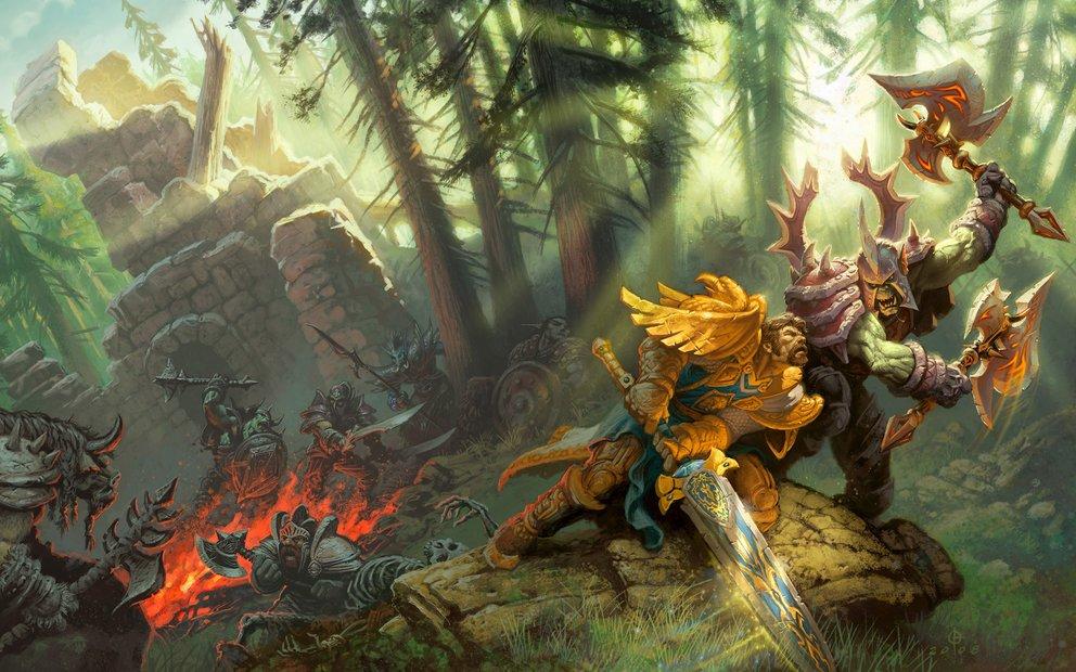 World of Warcraft - Kinofilm noch immer in der Pre-Production