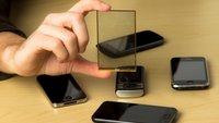 Solar-Smartphones: Displayglas mit Solarzellen lädt Handy-Akkus dauerhaft nach
