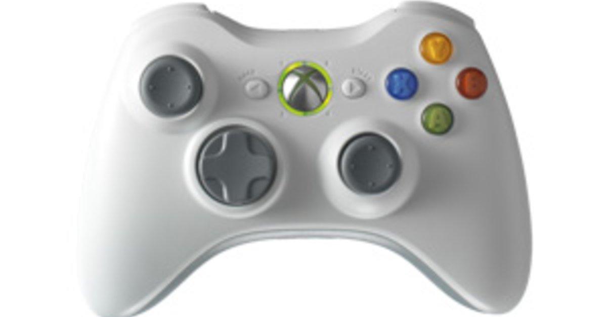 Xbox 360 Wireless Controller Treiber