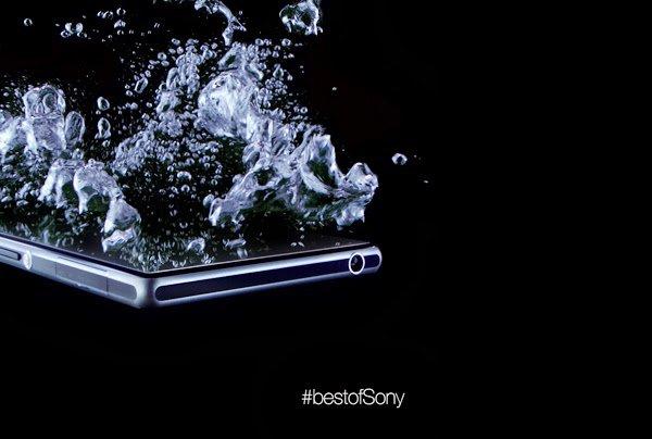 """Sony Xperia Z1: """"Honami"""" wird wasserdicht"""