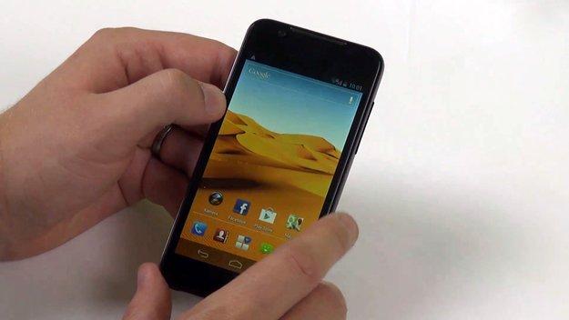 ZTE Grand X Pro: Einsteiger-Smartphone im Hands-On-Video