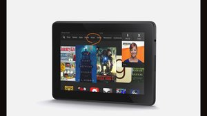 Amazon Kindle Fire HDX offiziell vorgestellt