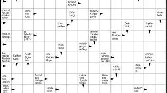 Kreuzworträtsel erstellen am Computer: Mit Freeware und Generatoren online