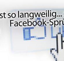 Die 50 lustigsten Facebook-Sprüche: Status-Updates für jede Gelegenheit