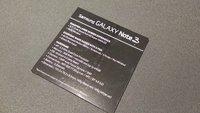 Samsung Galaxy Note 3: 4K-Testvideo und Preis für UK [IFA 2013]