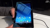 ASUS FonePad 7: Hands-On-Video mit dem Telefonie-Tablet [IFA 2013]