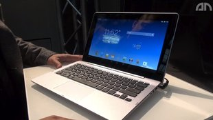 ASUS Transformer Book Trio: Android OS-Windows 8-Kombi im Hands-On-Video [IFA 2013]