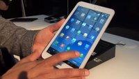 ASUS MeMO Pad 8: Hands-On-Video zum Einsteiger-Tablet [IFA 2013]