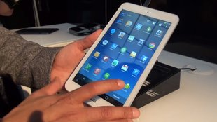 ASUS MeMO Pad 8: Hands-On-Video zum Einsteiger-Tablet [IFA 2013]