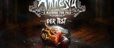 Amnesia - A Machine for Pigs Test: Weniger Horror, schlechteres Spiel?