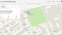 Android Geräte-Manager: Handy aus der Ferne sperren und orten