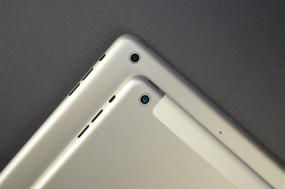 iPad 5 vs. iPad mini 2