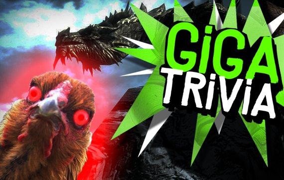 GIGA Trivia #14: The Elder Scrolls - Mario in Skyrim!?