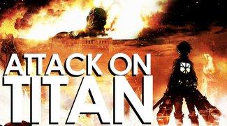Shingeki no Kyojin – Attack on Titan: Sie sind das Essen und wir sind die Jäger!