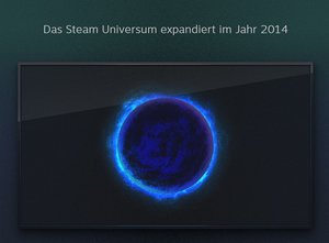 Valve Steambox Bigfoot und Littlefoot