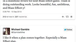 Mass Effect 4: Neuer Meilenstein in der Entwicklung erreicht