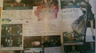 Final Fantasy Agito: Als Free2Play-Titel für Android und iOS bestätigt