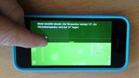 Fail der Woche: iPhone lässt sich nicht entsperren