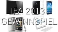 IFA Gewinnspiel: Die Gewinner stehen fest