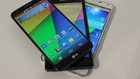Samsung Galaxy Note 3 vs. LG G2 vs. Sony Xperia Z1: Smartphone-Highlights im Videovergleich [IFA 2013]